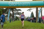 O'Leary and Saunders Win GloHealth Leinster Schools Senior XC Titles